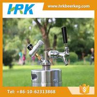 2015 China HRK wholesale home going 3.6L mini keg spear