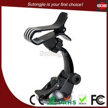 Easy to install new design suction cup cell phone mount car holder,clip car stand holder mobile phone