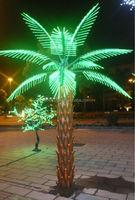 2015 NEW Halloween Christmas LED coconut tree light outdoor