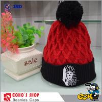 Funny Women Lady Girl Knitting Winter Best Gift Cute Ski Beanie Hat