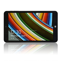 """2015 office windows8 tablet easy touch 8"""" 1280*800 intel cpu windows8 tablet pc"""