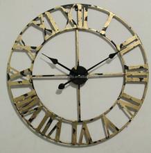 Fuzhou D60cm Gold Old Antique Wall Clock