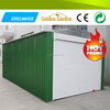 solid structure cheap pretty prefabricated steel house