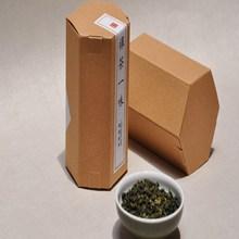Custom for tea using recycle kraft paper packing box wholesale