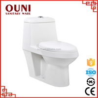 china bathroom high quality washdown one piece toilet ON805