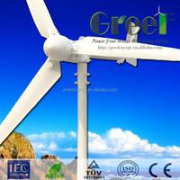 Wind generator for sale ! windmill generator small windmills wind generator for farm eolic turbines 2kw