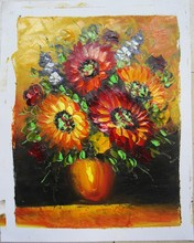 the newest design with Still life handmade art painting on canvas JH-269