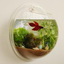 oem design 55 gallon clear hexagon acrylic fish tank aquarium