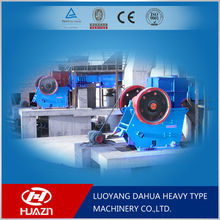 Building material crushing used small black stone jaw crusher