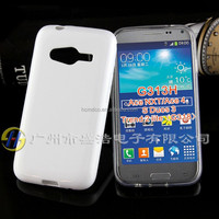 S Line Gel Soft TPU Cover For Samsung Galaxy Ace NXT Ace4 S Duos 3 Trend 2 Lite G318 Case for Cell phone spare parts