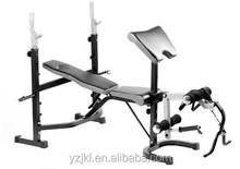 shoulder pressfitness equipment best pricework out equipment flatsports fitness equipment Multi-function weightlifting bed