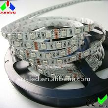 Holiday lighting flexible 300PCS LED 5050 rgb strip
