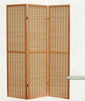 Indoor Bamboo Folding Screen ON SALE