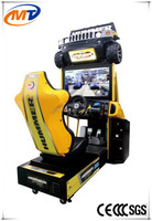 Wholesale Cheap Hummer Coin Operated Car and Motorcycle Arcade Racing Simulator