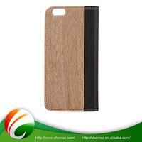 Customized OEM top seller high quality mobile phone leather case for iphone with owned quarry