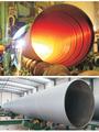 Pck astm / API erw negro espiral de soldadura de tubos de acero