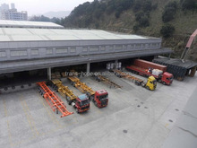 Contemporary Cheapest Guangzhou warehouse tent factory