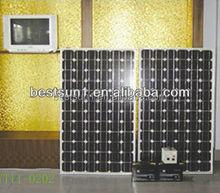 solar power lighting system 150W