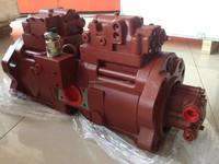 Kawasaki K3V112DT piston pump for Volvo SE200LC excavator in stock