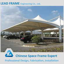 High Rise Good Quality Car Metal Steel Shed