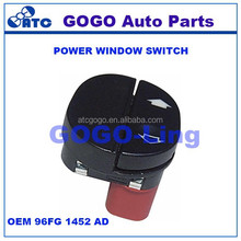 GOGO POWER WINDOW SWITCH for f ord OEM 96FG 1452 AD ,96FG1452AD