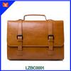 2015 Summer new arrival business travel bag for men 100% genuine leather briefcase vintage cowhide leather shoulder bag
