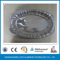 Aluminum Foil Round Plate For Cake Display Aluminum Round Plate