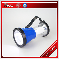 Solar battery charging dual-use lamps LED light