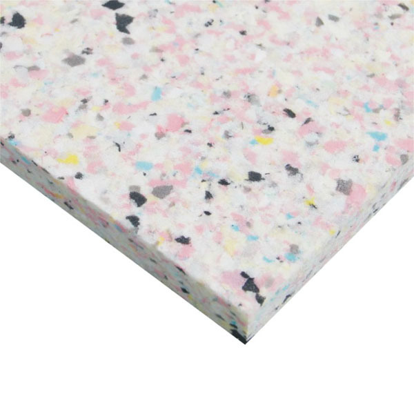 Scrap Foam Making Super Single Mattress Memory Foam For