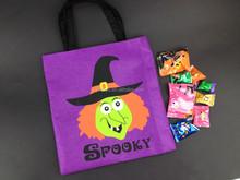 cheap cute print non woven shopping bag/non woven gift bag