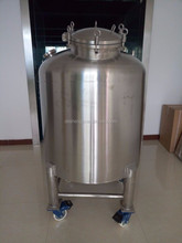 Movable Stainless Steel Liquid Storage Tanks
