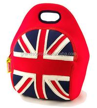 Nouveaux enfants papillon boîte à lunch pique - nique sac isotherme portable