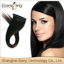 Hot !!!Naturally Clip In Hair Extension can be dyed and perm