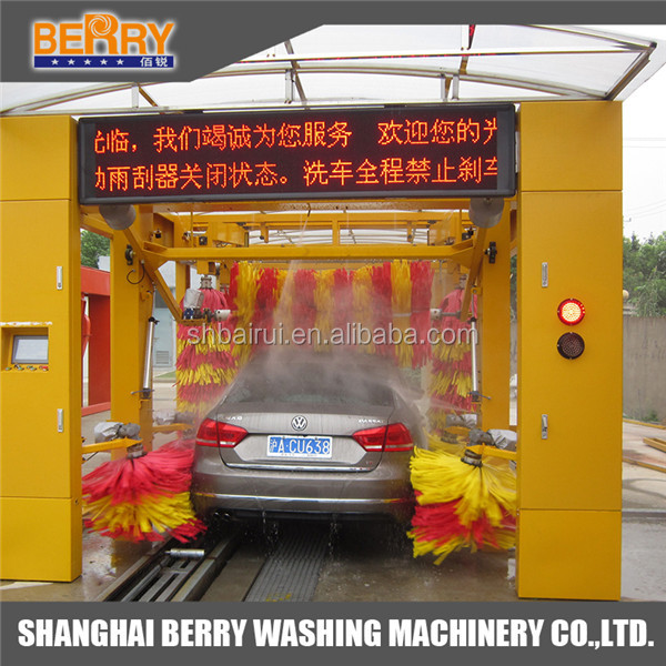 Fully Automatic Car Wash Machine Price