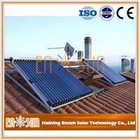 Eco-friendly Vertical Solar Heater Collector
