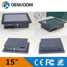 """15""""cheap thin client desktop mini pc bulk buy from china with PCI"""