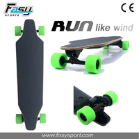 Fasy extremly funny and quick electric skateboard