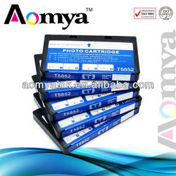 Hot!!! Compatible ink cartridge T5852 for Epson PictureMate PM210 PM250 PM270 PM215 PM235 PM310 PM245 T5852 for Epson