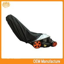 190T polyester protective cover for brush cutter,waterproof generator cover at factory price
