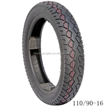 motorcycle tyres China factory 110/90-16 TL/TT