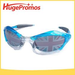 Assorted Colors Design England Flag Sunglasses Printing