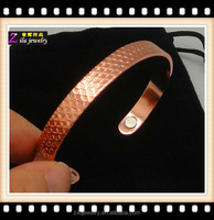 Wholesale high quality adjustable solid mens gold bracelets with magnets good price