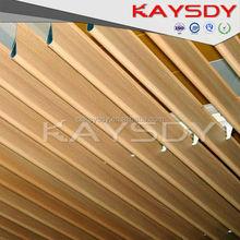 aluminum metal suspended ceiling / aluminum ceiling 2015 Patent Water drop fashion designs
