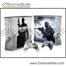 active demand Skins For Xbox 360 Slim console Controller