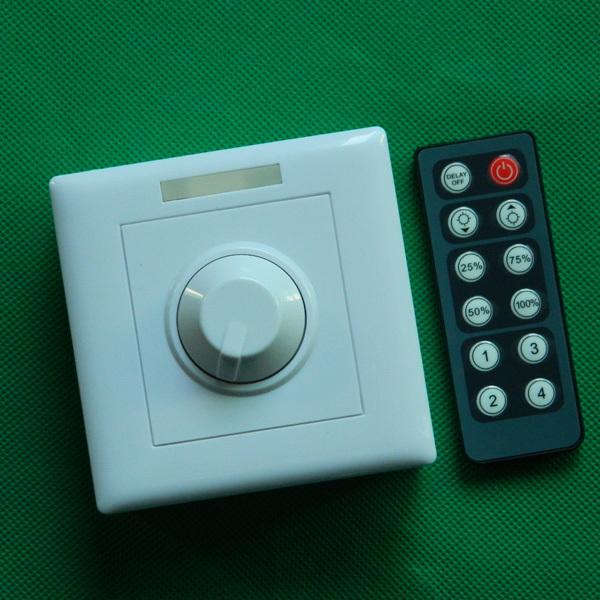 hot sale led dimmer timer programmable dimmer controller 12v buy programmab. Black Bedroom Furniture Sets. Home Design Ideas