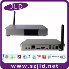 High quality full HD 1080P dvb t2 android tv box digital satellite receiver stb for Asian and European market