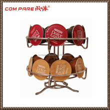 2 tier Metal Wire Dolce Gusto capsule holder/rack