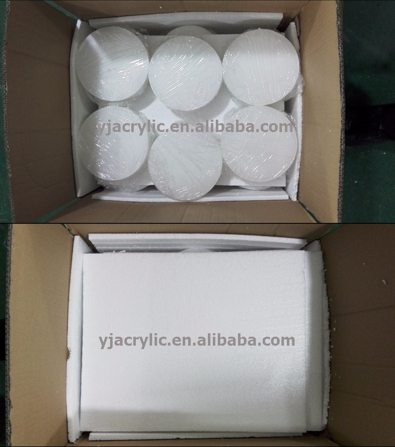 Led 빛 확산 플라스틱