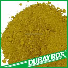 Yellow Iron Oxide Pigment Brick Cement Coating