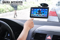 7 inch Screen Size and Touch Screen,Bluetooth-enabled,Mp3/Mp4,Photo Viewer Function gps car trackers GPS navigation